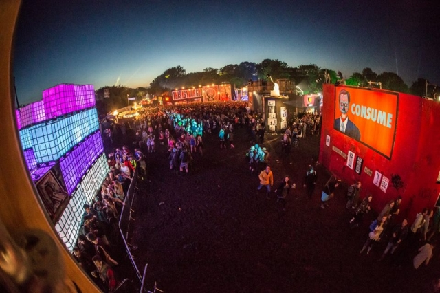 Festival Event Bar Specialists - Glastonbury 2016