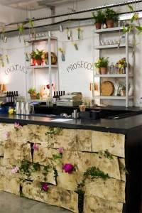 Event Bar Specialists - Wonder Bars Garden of Eden bar